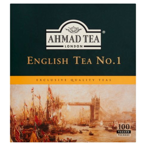 Ahmad Tea English Tea No. 1 Herbata czarna 200 g