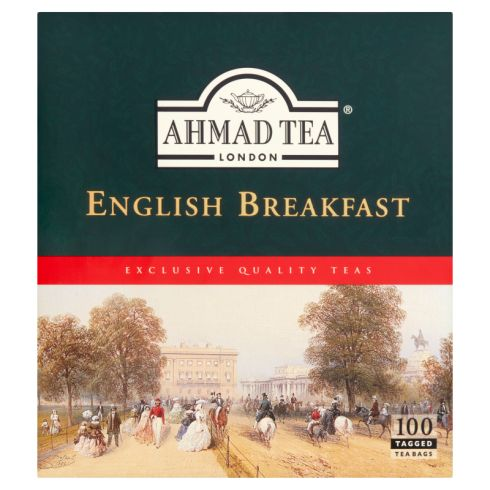 Ahmad Tea English Breakfast Herbata czarna 200 g