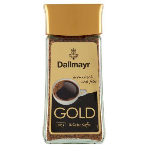 Dallmayr Gold Kawa rozpuszczalna 100 g