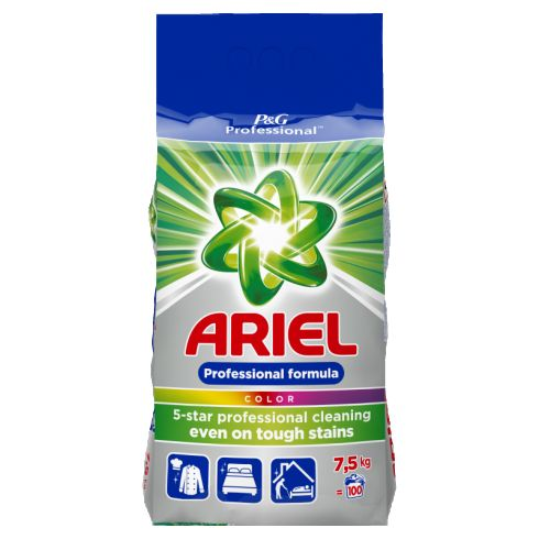 Ariel Professional Color Proszek do prania 7.5kg 100 prań