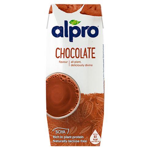 Alpro Napój sojowy o smaku czekoladowym 250 ml