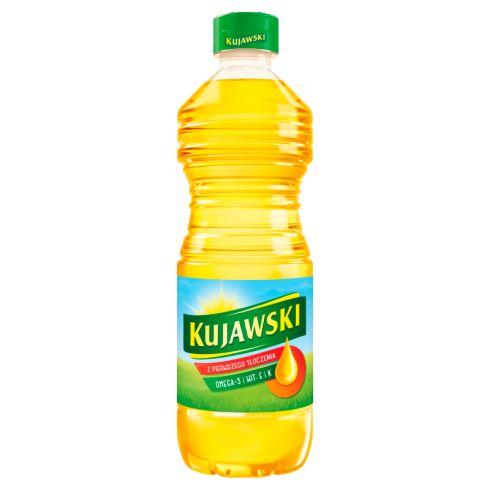 Kujawski  Olej rzepakowy z pier. tłoczenia 500 ml