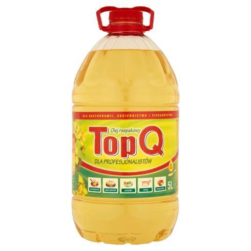 Top Q Olej rzepakowy 5 l