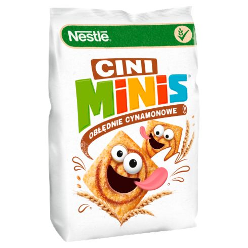 Nestlé Cini Minis Płatki śniadaniowe 250 g