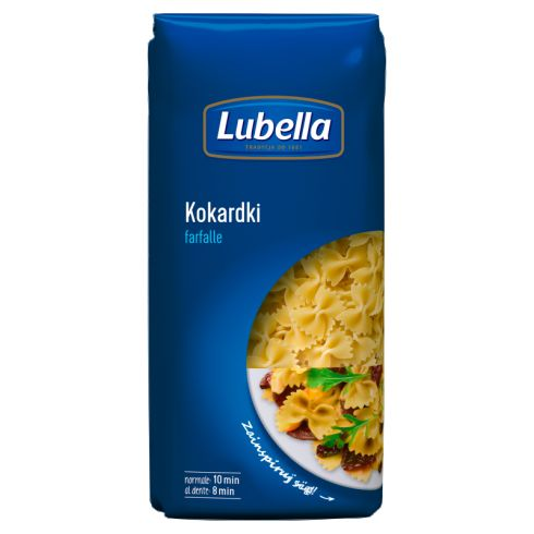 Lubella Farfalle Makaron Kokardki 400 g