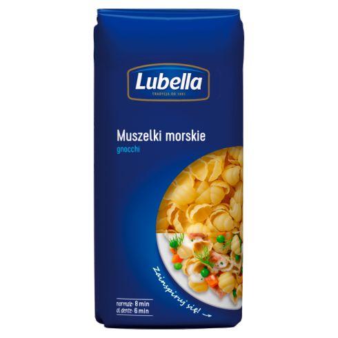 Lubella  Gnocchi Makaron Muszelki morskie 400 g