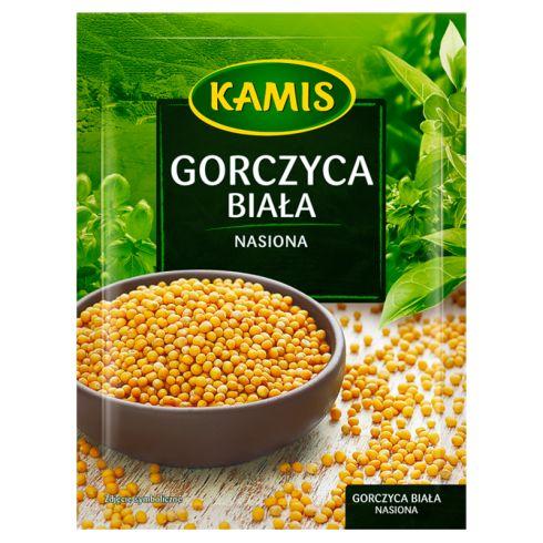 Kamis Gorczyca biała nasiona 30 g