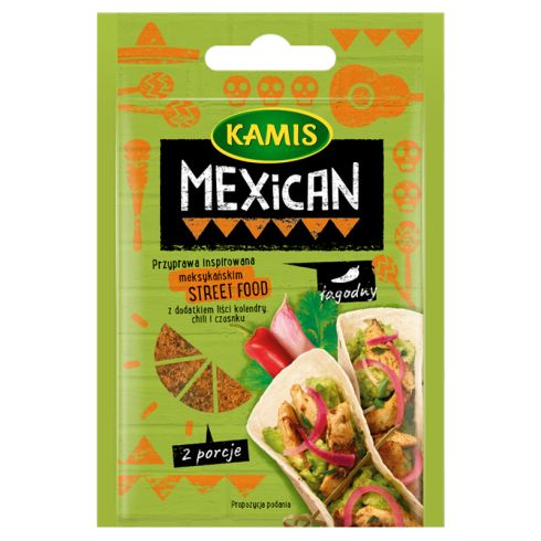 Kamis Przyprawa Mexican 13 g