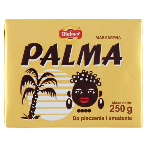Bielmar 250 g Palma Margaryna