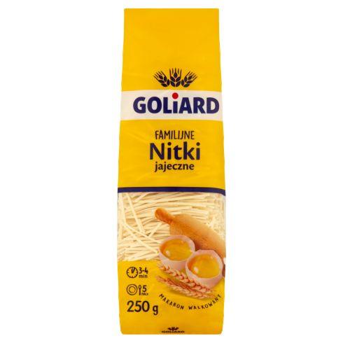 Goliard Makaron familijny nitki jajeczne 250 g