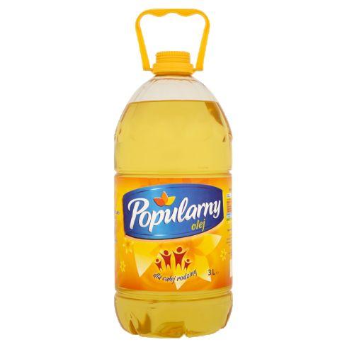 Popularny Olej 3 l