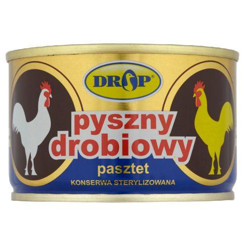 Drop Pyszny drobiowy pasztet 160 g