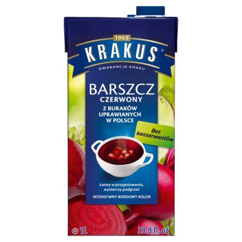 Krakus Barszcz czerwony 1 l
