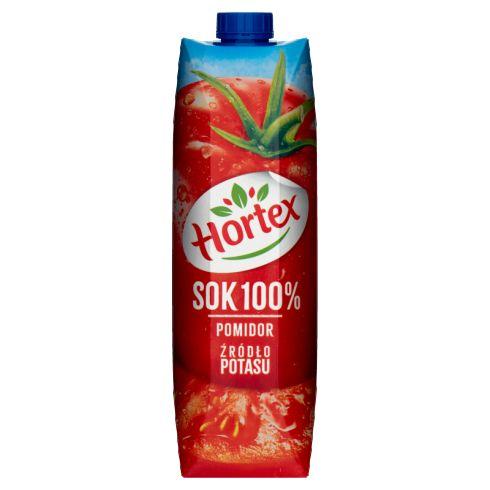 Hortex Sok 100% pomidor 1 l