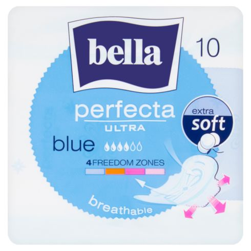 BELLA PERFECTA ULTRA BLUE PODPASKI X10