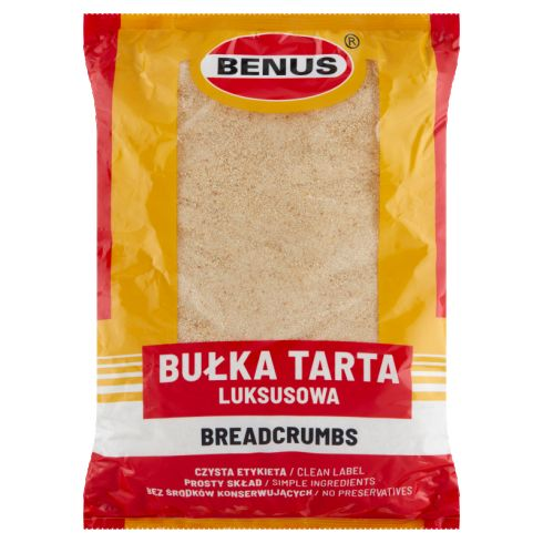 Benus Bułka tarta luksusowa 1800 g