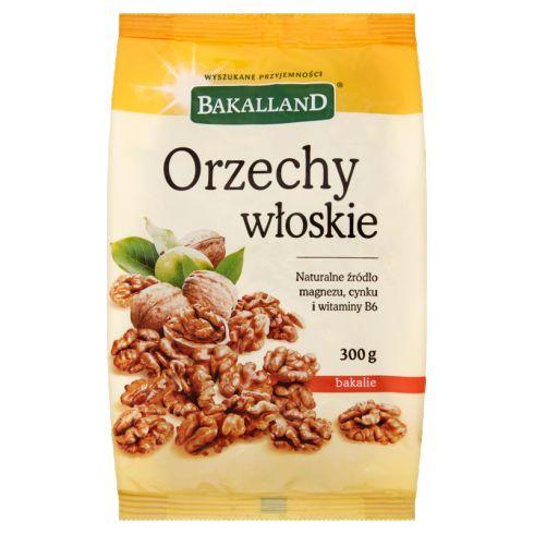 Bakalland Orzechy włoskie 300 g
