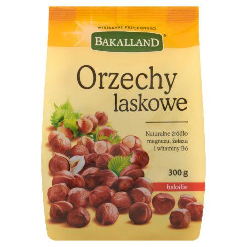 Bakalland Orzechy laskowe 300 g