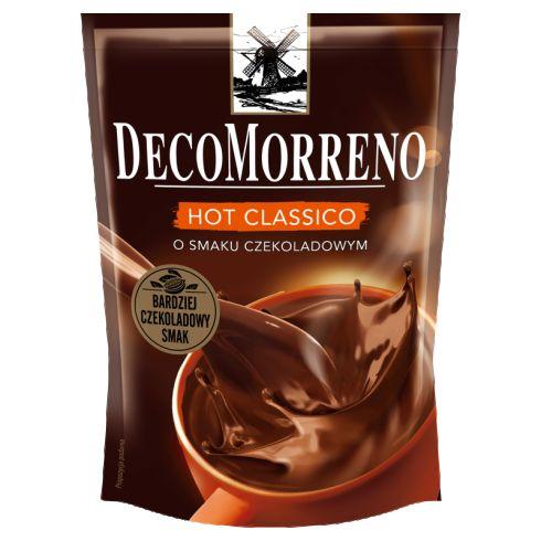 DecoMorreno Hot Classico Napój instant o smaku czekoladowym 150 g