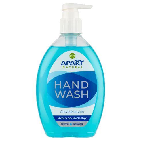Apart Natural Mydło do mycia rąk antybakteryjne 500 ml