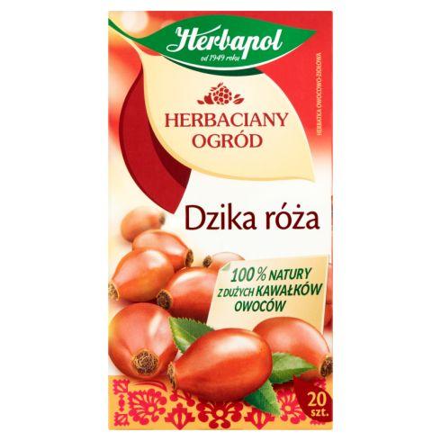 Herbapol Herbatka owocowo-ziołowa dzika róża 70 g