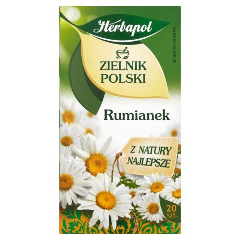 Herbapol Zielnik Polski Rumianek Herbatka ziołowa 30 g