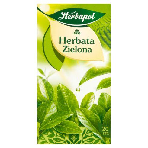 Herbapol Herbata zielona 40 g