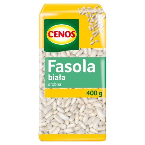 Cenos Fasola biała drobna 400 g