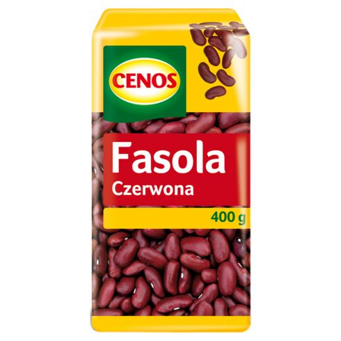 Cenos Fasola czerwona 400 g