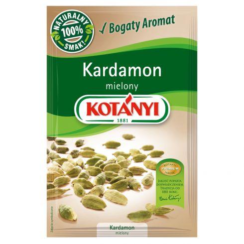 Kotanyi Kardamon mielony 10 g
