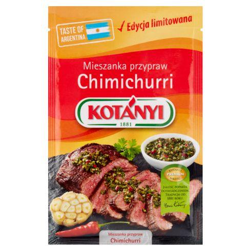 Kotanyi Mieszanka przypraw chimichurri 15 g