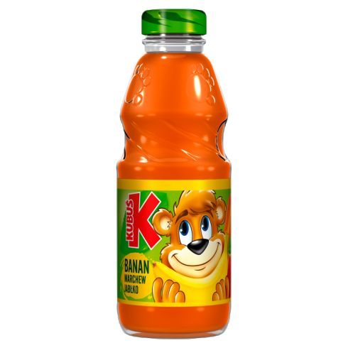 Kubuś Sok banan marchew jabłko 300 ml