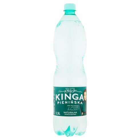Kinga Pienińska Naturalna woda mineralna niskosodowa 1,5 l