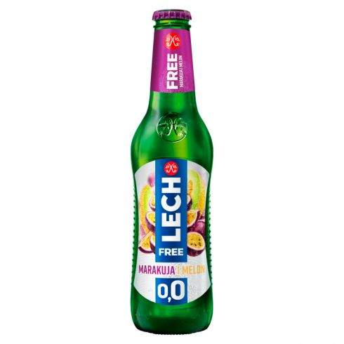 Lech Free Piwo bezalkoholowe marakuja i melon 330 ml
