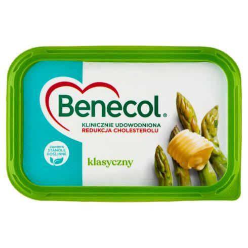 Benecol  Tłuszcz  z dodatkiem stanoli roślinnych klasyczny 400 g