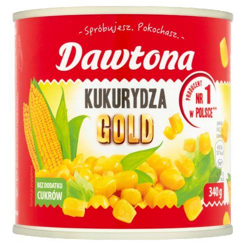 Dawtona Kukurydza Gold 340 g