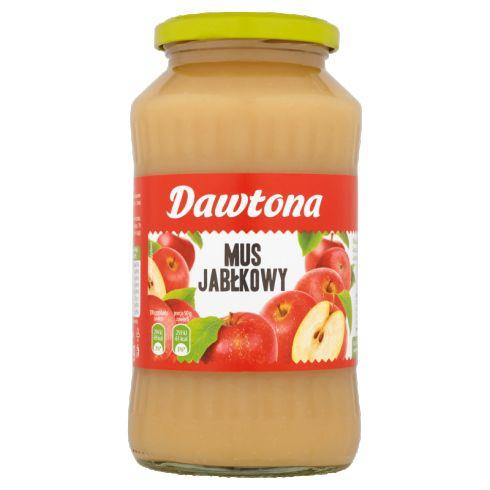 Dawtona Mus jabłkowy 720 g