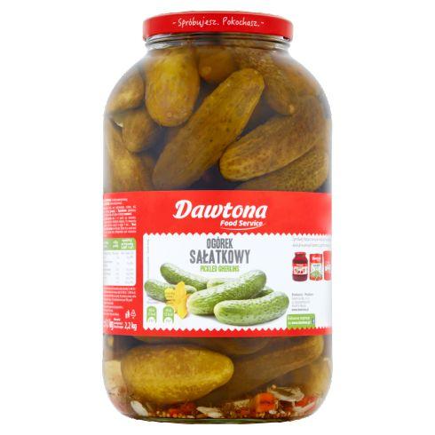 Dawtona Food Service Ogórek sałatkowy 4,1 kg