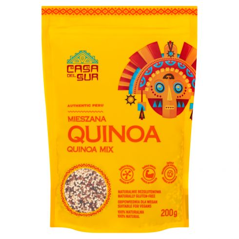 Casa Del Sur Quinoa mieszana 200 g