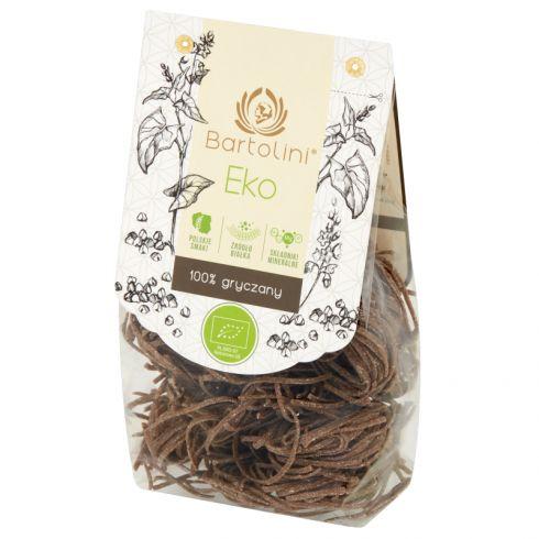 Bartolini Eko Makaron 100% gryczany gniazdka nr 2 250 g