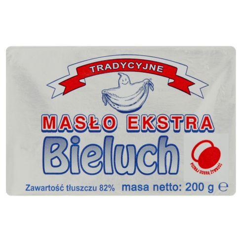 Bieluch Tradycyjne masło ekstra 200 g