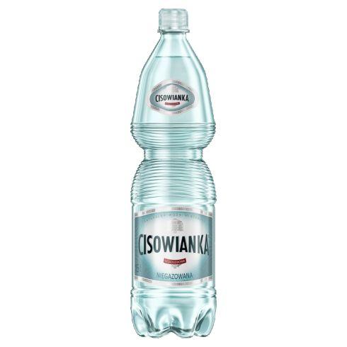 Cisowianka Naturalna woda mineralna niegazowana niskosodowa 1,5 l
