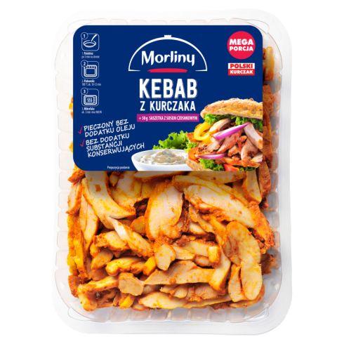Morliny Kebab z kurczaka 400 g