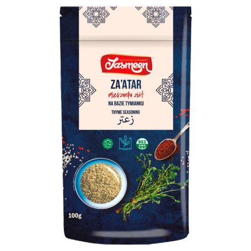 Jasmeen Za'atar Mieszanka ziół na bazie tymianku 100 g