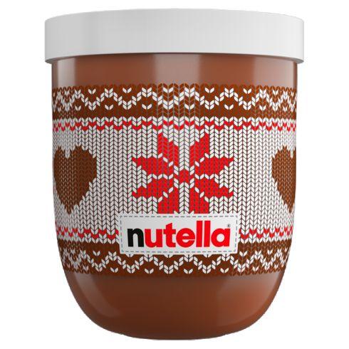 Nutella Krem do smarowania z orzechami laskowymi i kakao 230 g