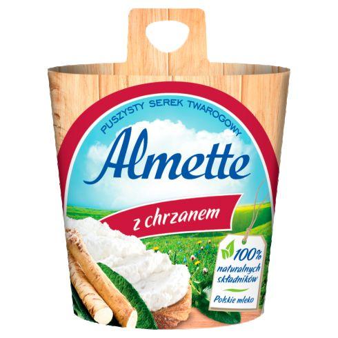 Almette z chrzanem 150 g