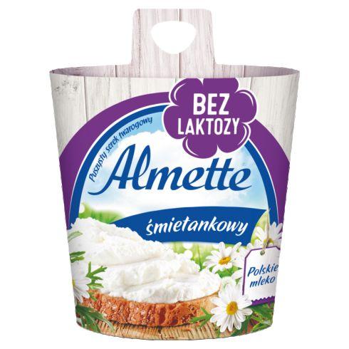 Almette śmietankowy bez laktozy 150 g