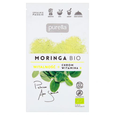 Purella Superfoods Moringa Bio 21 g