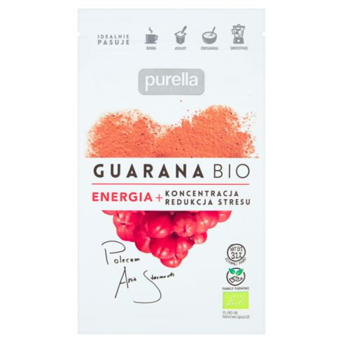 Purella Superfoods Guarana Bio 21 g