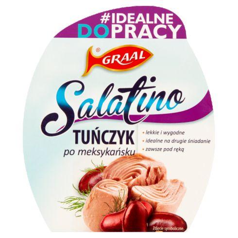 GRAAL Salatino Tuńczyk po meksykańsku 160 g